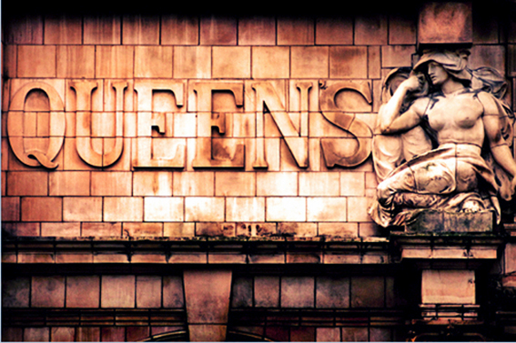 Portsmouth photography Queens Hotel