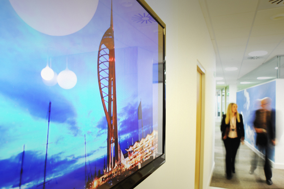office photographs in Portsmouth