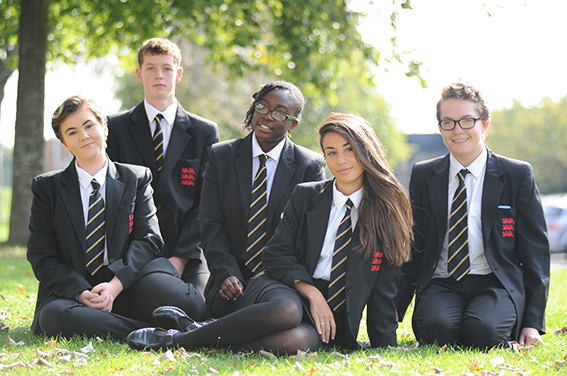 School front cover photography