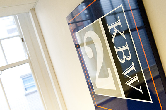 2 KBW logo from Guildhall office Portsmouth